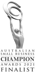 2021 Australian Small Business Champion Awards Finalist